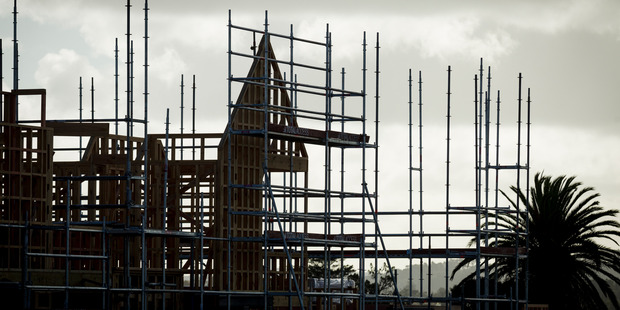 """Labour promised on Sunday to build 10,000 extra """"affordable"""" homes a year. Photo / Dean Purcell"""