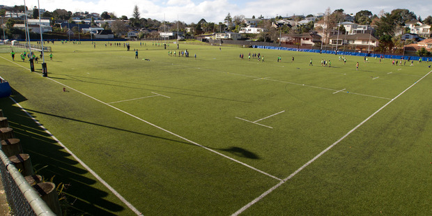 College Rifles Rugby and Sports Club in Remuera, Auckland where the offence allegedly took place. Photo / File
