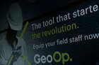GeoOp's shares closed up 3c yesterday at 31c, valuing the company at $15.3m. Photo / Richard Robinson