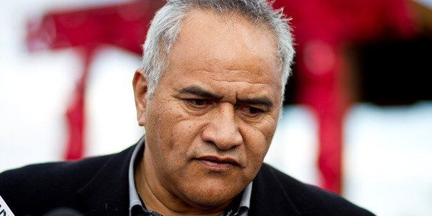 Tukoroirangi Morgan has been elected president of the Maori Party. Photo / Dean Purcell