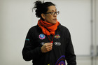 Netball Coach Noeline Taurua. Photo / Christine Cornege