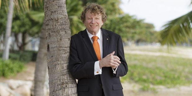 Piers Lane is artistic director of the Australian Festival of Chamber Music in Townsville. Photo / Andrew Rankin