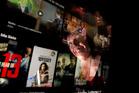 Rotorua's Valerie Janin says video on demand service Netflix is good value for money. PHOTO/BEN FRASER