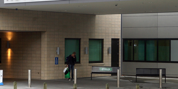 Entrance to the Emergency Department at Rotorua Hospital. The number of assaults on hospital staff in the Bay is risen, sparking concern for staff safety. Photo/file