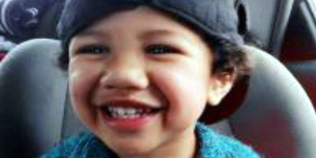 Tamehana Huata is accused of killing two year old Matiu Wereta after an incident at a house in Flaxmere in October last year. Photo / Supplied