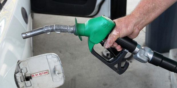 Petrol prices have dropped up to 18c a litre in the past two months. Photo / Duncan Brown