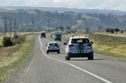 Traffic on State Highway 2 between Napier and Bay View. Photo / Warren Buckland