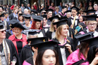 The study also found 34pc  of graduates had experienced unemployment for an average of six months in the two years since they graduated. Photo / Paul Taylor