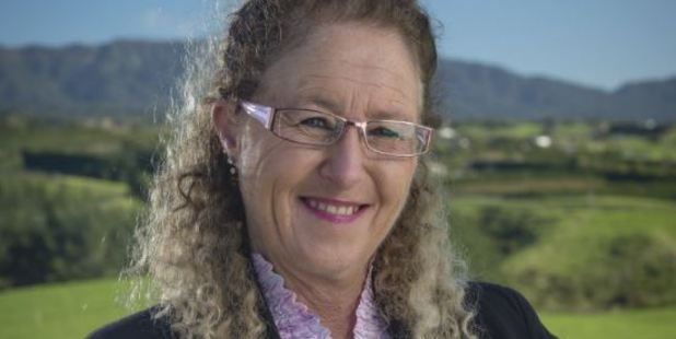 IN THE RUNNING: Western Bay of Plenty deputy mayor Gwenda Merriman has put her hat in the ring for the top job in this year's local body elections. Gwenda Merriman_pic