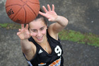 STRAIGHT SHOOTER:  Mahia Isherwood has defied the odds to carve a niche in age-group basketball from Hawke's Bay. PHOTO/Duncan Brown