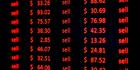 Funds hit by sharemarket turmoil