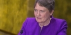 Watch: Watch: Helen Clark receives big applause at UN debate
