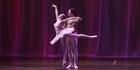 Watch: Melanie Hamrick performs at international ballet competition