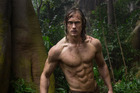 Alexander Skarsgard stars as Tarzan. The film has had poor reviews, until now. Photo / Supplied