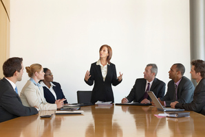 Not every woman wants wants a seat in the corporate boardroom.