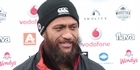 Watch: Watch: Warriors wing Manu Vatuvei on coming back from Injury