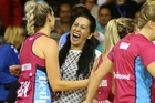 Noeline Taurua may have the last laugh after her excellent coaching performances with the Southern Steel. Photo / Getty Images