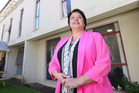 Simon Collins Simon Collins Minister for Social Housing Paula Bennett a