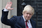 Boris Johnson has been appointed Britain's new Foreign Secretary. Photo / Getty Images