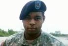 Micah Xavier Johnson studied 'shoot and move' tactics. Photo / AP