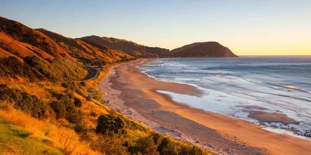 There are lots of scenic places to explore right on our doorstep, including the stunning East Cape. Photo / Getty
