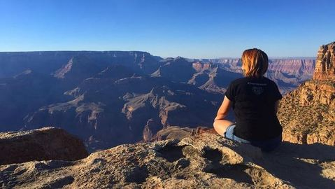 Florida woman dies after misstep at Grand Canyon