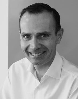 Unilever ANZ CEO Clive Stiff.