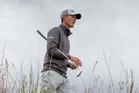 Kiwi golfer Danny Lee. Photo / AP