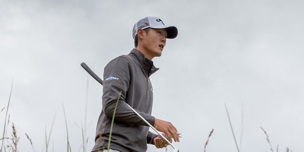 Kiwi golfer Danny Lee. Photo / AP