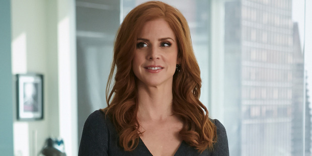 Donna's bulletproof confidence is awe-inspiring, making her one of the series' best-loved characters in Suits.