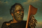 NOTABLE PORTRAIT: Gottfried Lindauer, Tamati Waka Nene, 1890, Auckland Art Gallery, Gift of Mr H E Partridge, 1915.