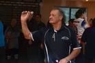 Dennis Watling (a member of both Bay of Islands and Far North darts associations).