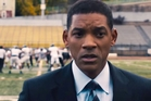 Will Smith addresses the elephant in the room in his movie Concussion. Photo / Supplied