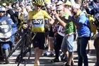 Prime minister John Key was a guest of the French President, Francois Hollande at the Bastille Day commemorations in Paris