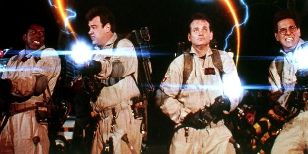 The 1984 Ghostbusters delicate balance of wry humour, massive production values, genuinely threatening supernatural shenanigans and a New York attitude more or less created a new genre.