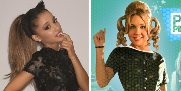 Ariana Grande will take over from the last Penny, played by Amanda Bynes.