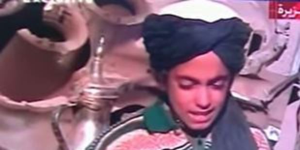 Hamza has appeared in Taliban footage as a child as young as 11. Photo / Screengrab