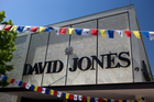 David Jones in Canberra. Photo / iStock