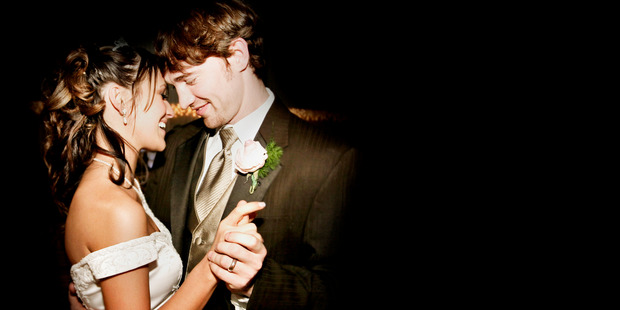 Many New Zealand couples are choosing Ed Sheeran for their first dance. Photo / iStock