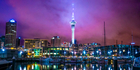 Auckland was named as one of the top destinations for Tinder users to arrange a holiday romance. Photo / iStock