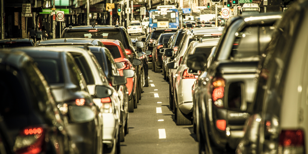 People in areas exposed to traffic noise are at a higher risk of heart disease. Photo / iStock