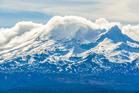 All three peaks in the Tongariro National Park  - Ruapehu, Ngauruhoe and Tongariro - are now considered hazardous. Photo / iStock