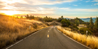 The road to Mendocino, a northern California town made famous through song. Photo / iStock