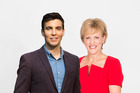 Jack Tame and Hilary Barry are due to be announced as TVNZ's new Breakfast hosts - but won't be on-air until 2017.