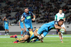 Jerome Kaino will be hoping to continue his try-scoring form against the Waratahs. Photo / Getty