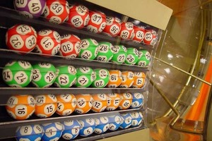 More than 2.7 million tickets entered into Saturday's draw for a chance to win $40 million.