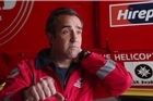 Auckland Westpac Rescue helicopter paramedic Rob Gemmell broke his neck while surfing at Managawhai Heads at Easter. With no cell phone reception at the isolated beach, he diagnosed himself with a broken vertebrae and using one hand to support his neck, drove himself to the nearest ambulance station.
