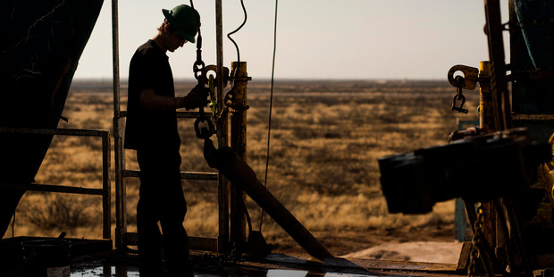The oil, natural gas and petrochemical industries employed 1.4 million people last year, according to the American Petroleum Institute. Photo / Brittany Sowacke