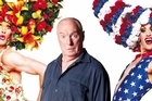Australian actor Ray Meagher is in Auckland to promote 'Priscilla Queen of the Desert', which is coming to town later in 2016.
