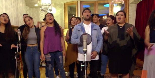 A song entirely in Te Reo Maori took out Justin Timberlake in the iTunes chart.